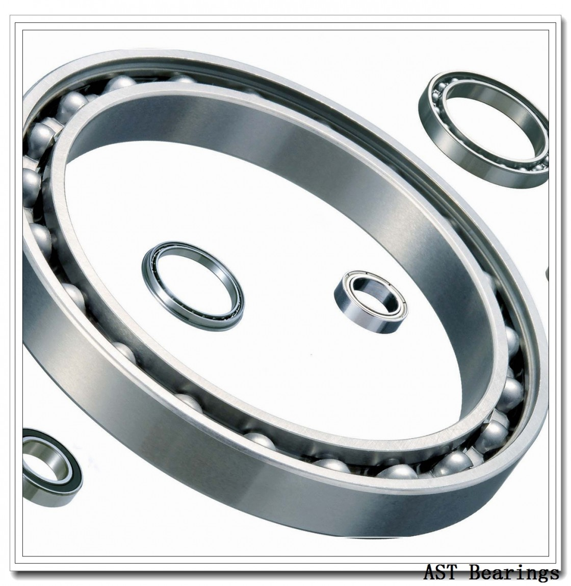 AST 51268M thrust ball bearings