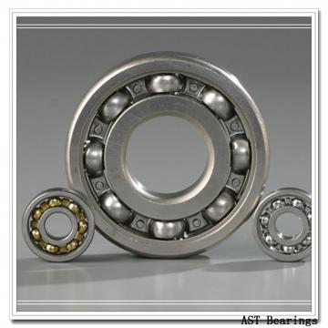 AST 5208 angular contact ball bearings