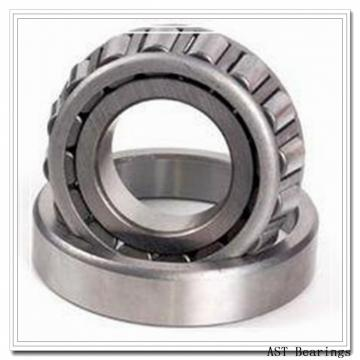 AST 5216ZZ angular contact ball bearings