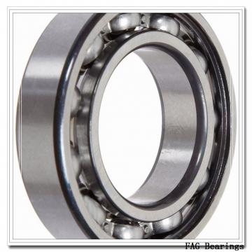 340 mm x 580 mm x 190 mm  FAG 23168-E1A-MB1 spherical roller bearings