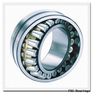 35 mm x 80 mm x 31 mm  FAG 32307-B tapered roller bearings