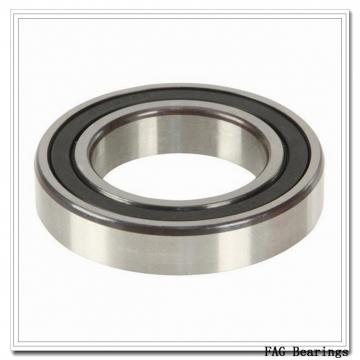 55 mm x 100 mm x 25 mm  FAG 22211-E1-K + AHX311 spherical roller bearings