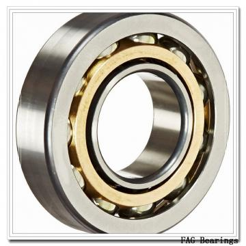 100 mm x 180 mm x 46 mm  FAG 22220-E1-K + AHX320 spherical roller bearings
