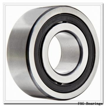 90 mm x 160 mm x 30 mm  FAG 1218-TVH self aligning ball bearings