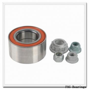 190 mm x 290 mm x 120 mm  FAG 234438-M-SP thrust ball bearings