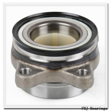 21,43 mm x 50,005 mm x 18,288 mm  FBJ M12649/M12610 tapered roller bearings