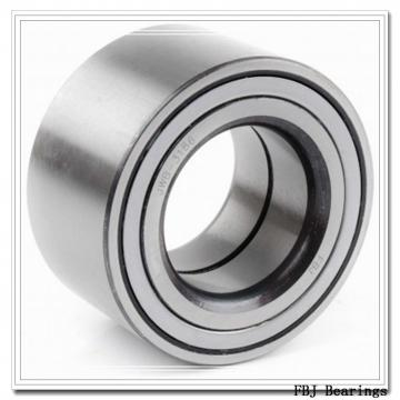 95 mm x 200 mm x 45 mm  FBJ QJ319 angular contact ball bearings