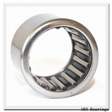 50 mm x 66 mm x 8 mm  IKO CRBS 508 V UU thrust roller bearings