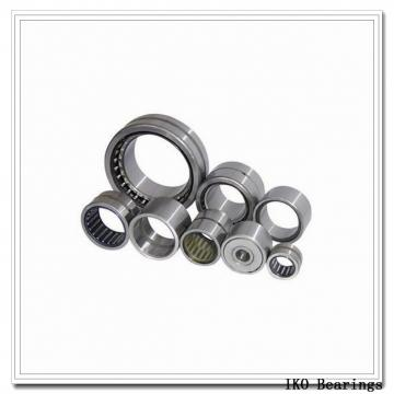 45 mm x 75 mm x 43 mm  IKO GE 45GS-2RS plain bearings
