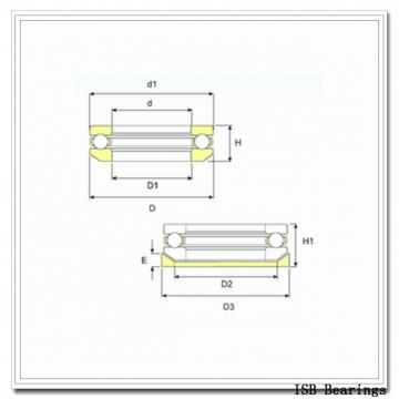 196,85 mm x 241,3 mm x 23,017 mm  ISB LL639249/210 tapered roller bearings