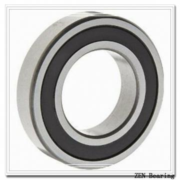 2 mm x 4 mm x 1,2 mm  ZEN S672 deep groove ball bearings