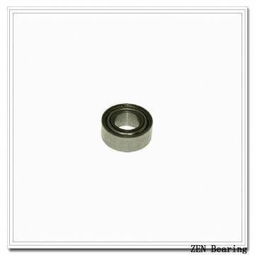 11,112 mm x 23,018 mm x 7,937 mm  ZEN S1607-2Z deep groove ball bearings