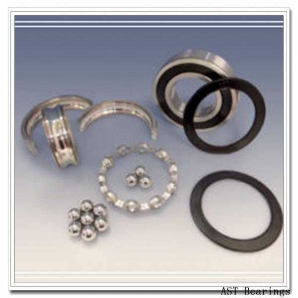AST NU2203 E cylindrical roller bearings #1 image