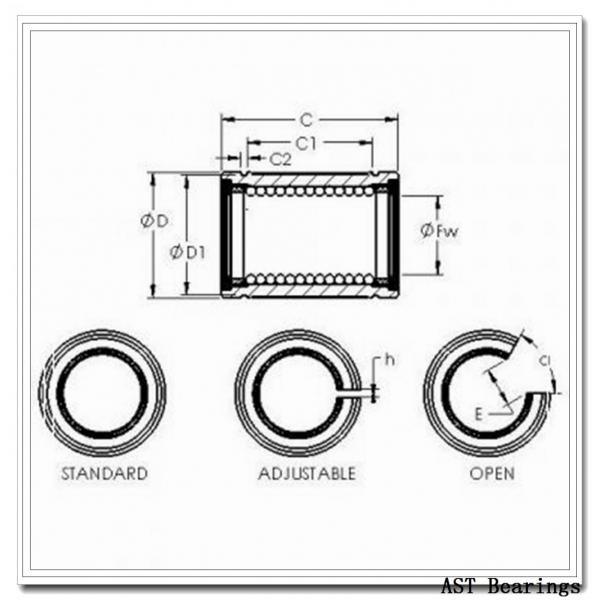 AST NU2304 E cylindrical roller bearings #2 image